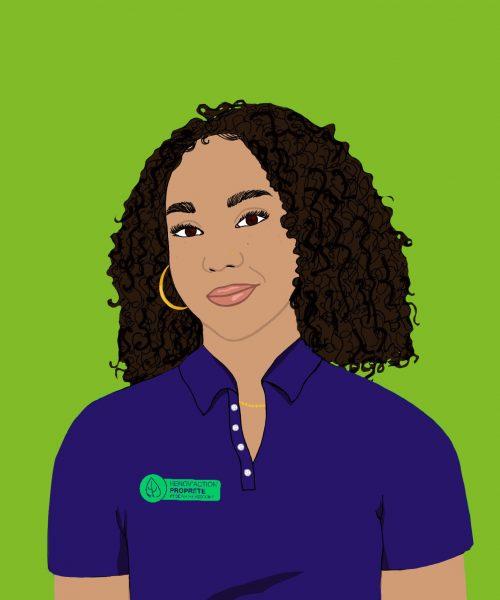 Portrait Angéline